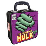 Marvel Hulk Embossed Tin Tote