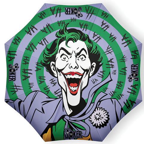 DC Comics The Joker Foldable Umbrella