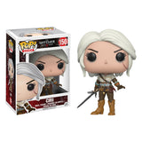 The Witcher 3: Wild Hunt Funko Pop! Vinyls