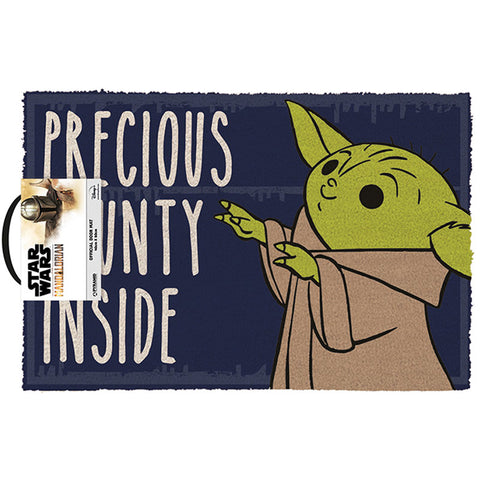 Star Wars: The Mandalorian The Child Coir Doormat