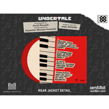 Undertale on Piano Vinyl Soundtrack (Double LP)