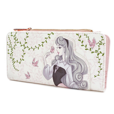 Loungefly x Sleeping Beauty Briar Rose Purse