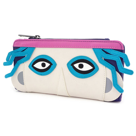 Loungefly X Nightmare Before Christmas Shock Cosplay Purse