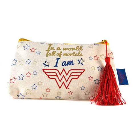 DC Comics Wonder Woman Cosmetics Bag
