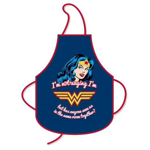 DC Comics Wonder Woman Humour Apron