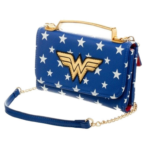 Wonder Woman Hybrid Crossbody Purse