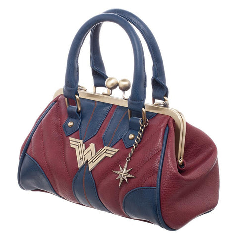 Wonder Woman Kiss-lock Handbag