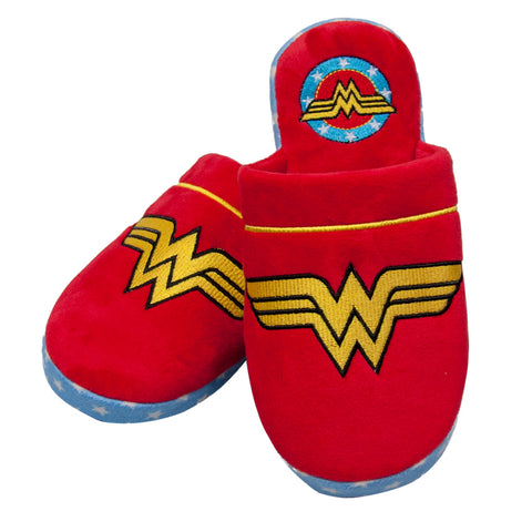 Wonder Woman Classic Mule Slippers
