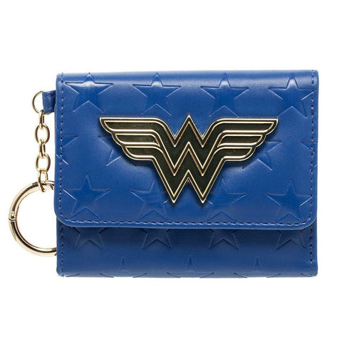 Wonder Woman Trifold Purse