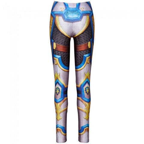 World of Warcraft Alliance Armour Leggings