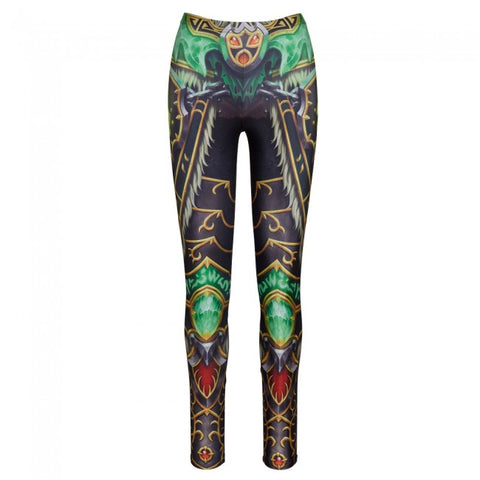 World of Warcraft Illidari Leggings