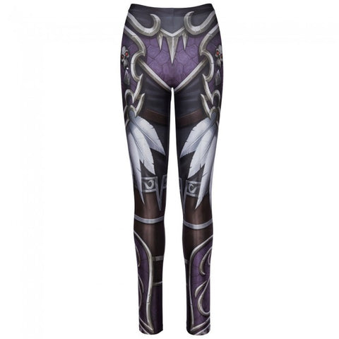World of Warcraft Sylvanas Armour Leggings