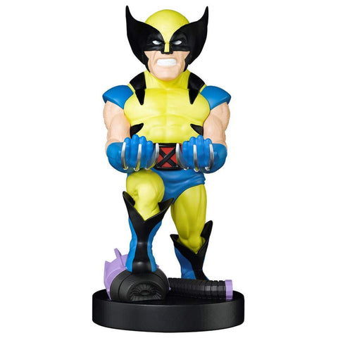 X-Men Wolverine Cable Guy Controller & Smartphone Stand