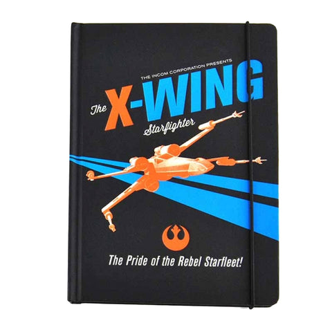 Star Wars X-Wing A5 Notebook