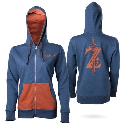 Zelda Breath of The Wild Girls Hoodie