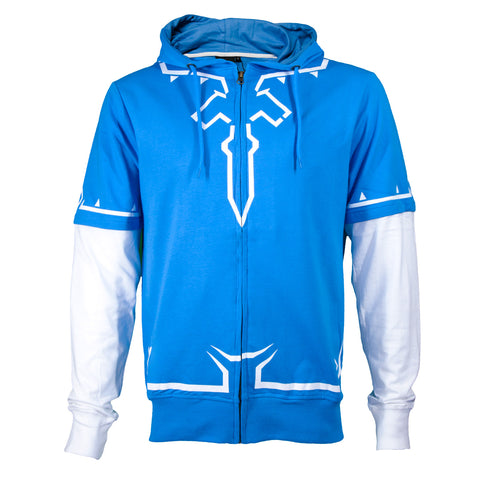 Breath of The Wild Champion's Tunic Costume Hoodie