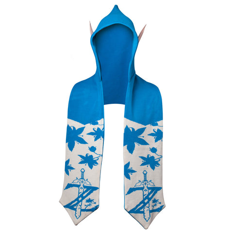 The Legend of Zelda: Breath of the Wild Hooded Scarf With Ears