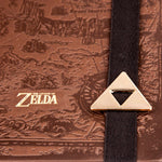 Legend of Zelda Hyrule Premium Notebook