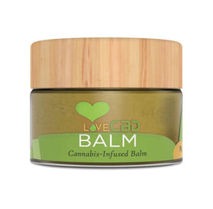 Love CBD 30g CBD Balm Pot