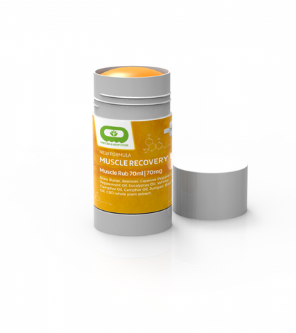 CBD Balm – Muscle Recovery Balm 70ml 100mg