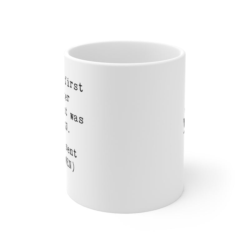 Fact - Traditional Mug