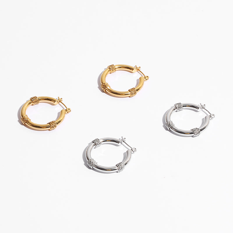 Life Saver Loop Hoops