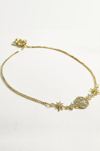 Eight-pointed Star Bracelet