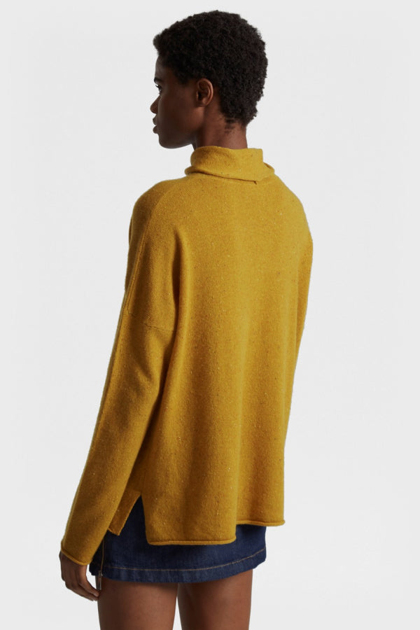 FRENCH CONNECTION Cashmere High Neck Jumper