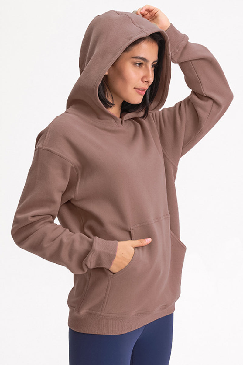 Basic Active Hoodie
