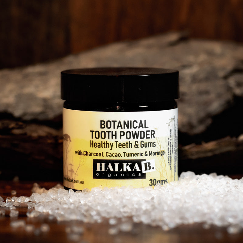 Botanical Toothpowder
