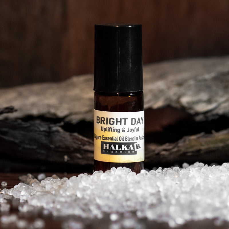 Bright Day Roll On Essential Oil Blend