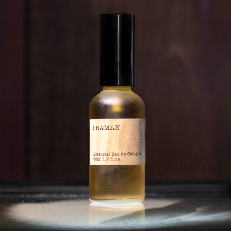 Shaman Natural Eau de Cologne