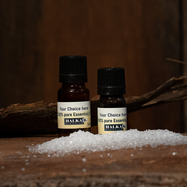Clary Sage Organic Essential Oil
