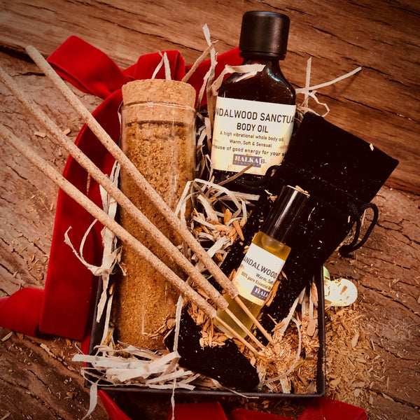 Sandalwood Sanctuary Valentine's Day Gift Love Offering