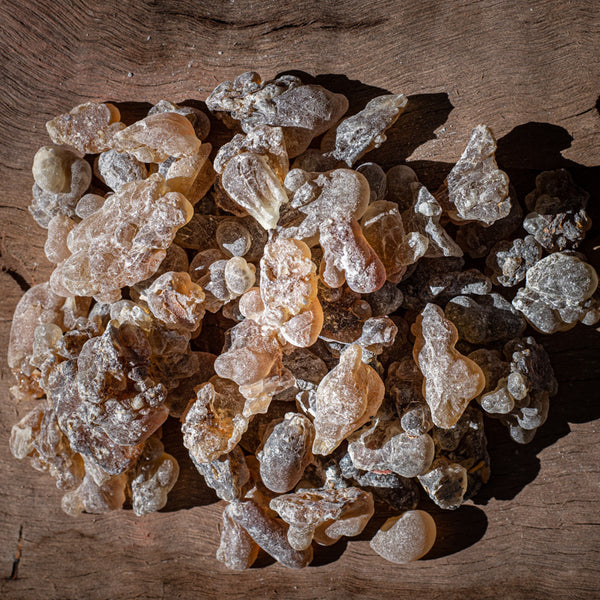 Brown Hojari Frankincense Resin
