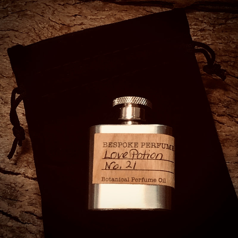 Love Potion No. 21 Natural Perfume Oil Limited Edition 30mls