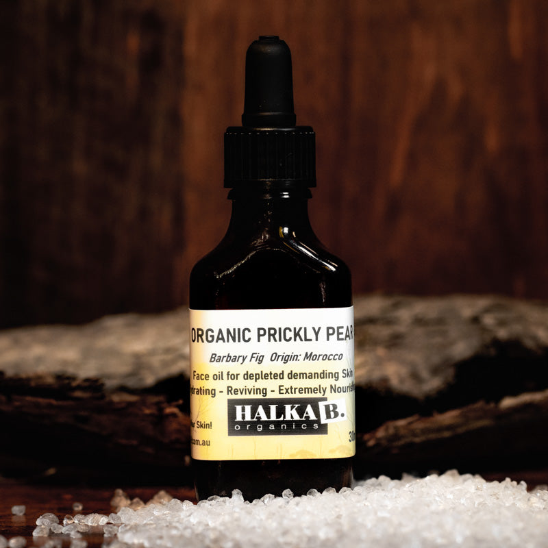 Prickly Pear Seed Oil (Barbary Fig)