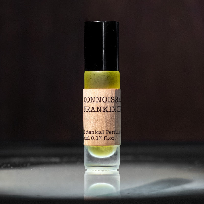Connoisseur Frankincense Natural Perfume Oil