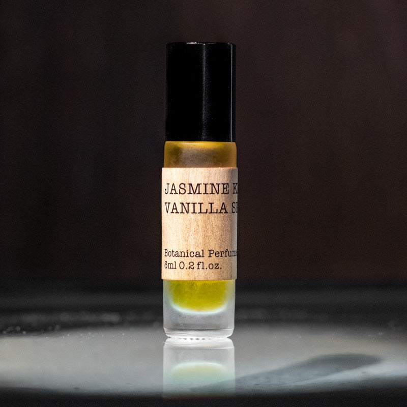 Jasmine Kissed Vanilla Sky Natural Perfume Oil