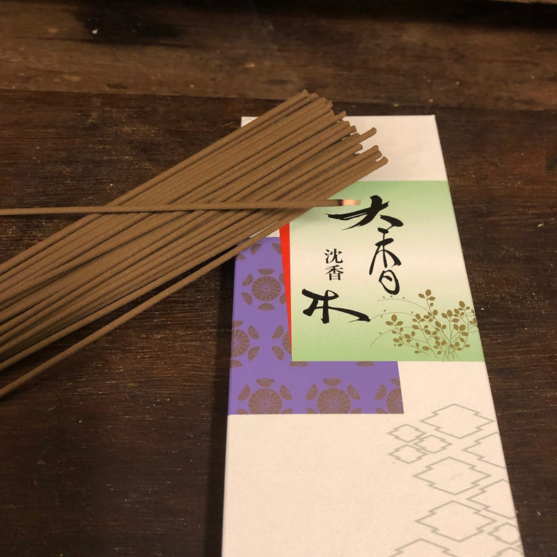 Scented Grove Japanese Incense