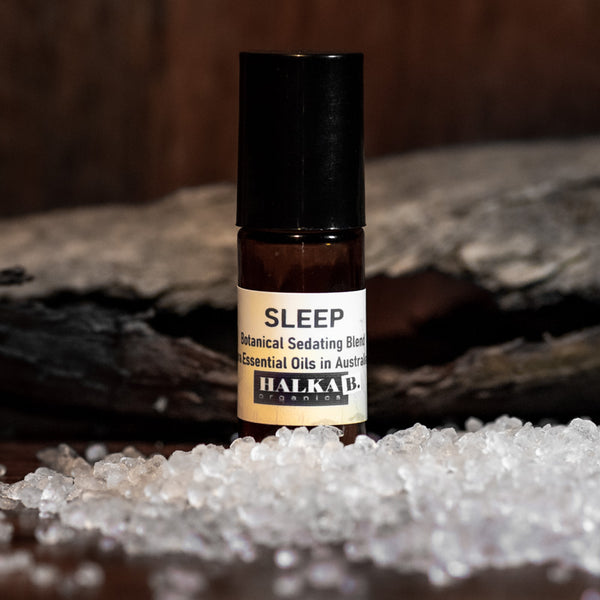 Sleep Roll On Essential Oil Blend