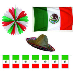 Mexican Night Mottopaket in 3 Paketgrößen ( ab € 240 )