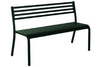 Emu 159-24 EMU-SEGNO BENCH LONGER-BENCH - ANTIQUE BLACK