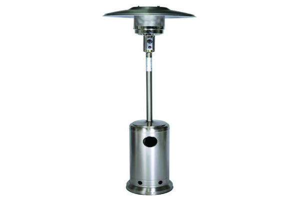 Crown Verity 2620-SS CROWN VERITY-COMMERCIAL PATIO HEATER-PATIO HEATER