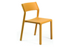 Nardi 40253.56.000 NARDI-TRILL SIDE-SIDE CHAIR - SENAPE