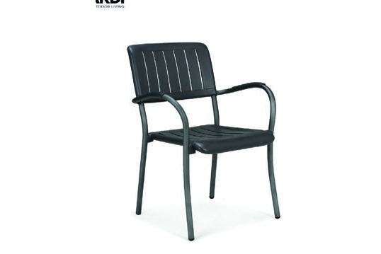 Nardi 61052.02.000 NARDI-MUSA-ARM CHAIR - ANTHRACITE