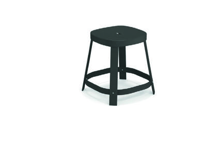 Emu 658-22 EMU-THOR-DINING STOOL - ANTIQUE IRON