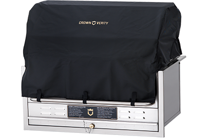 Crown Verity CV-BMC Vinyl BBQ Cover for BM-60