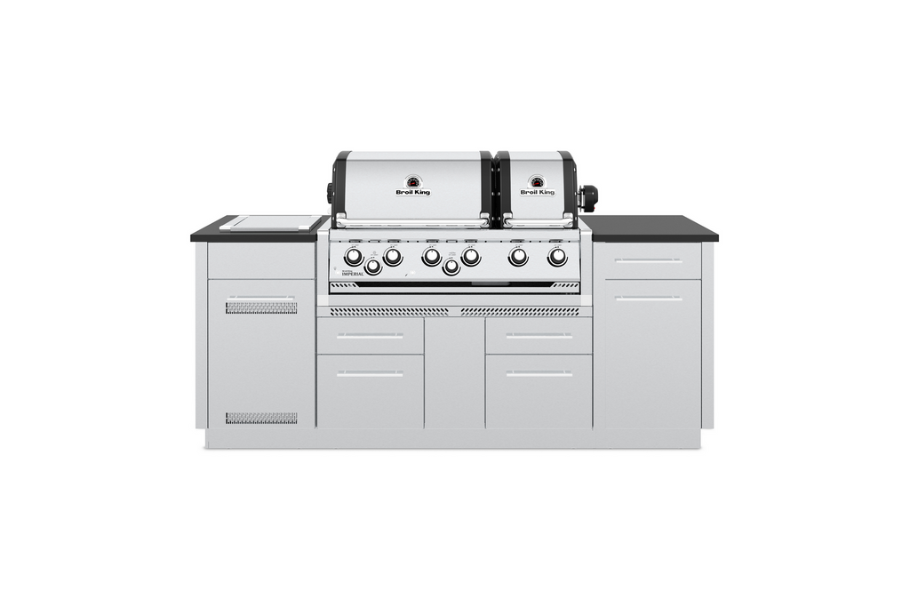 Broil King 897844 BROIL KING IMPERIAL S 690i LP