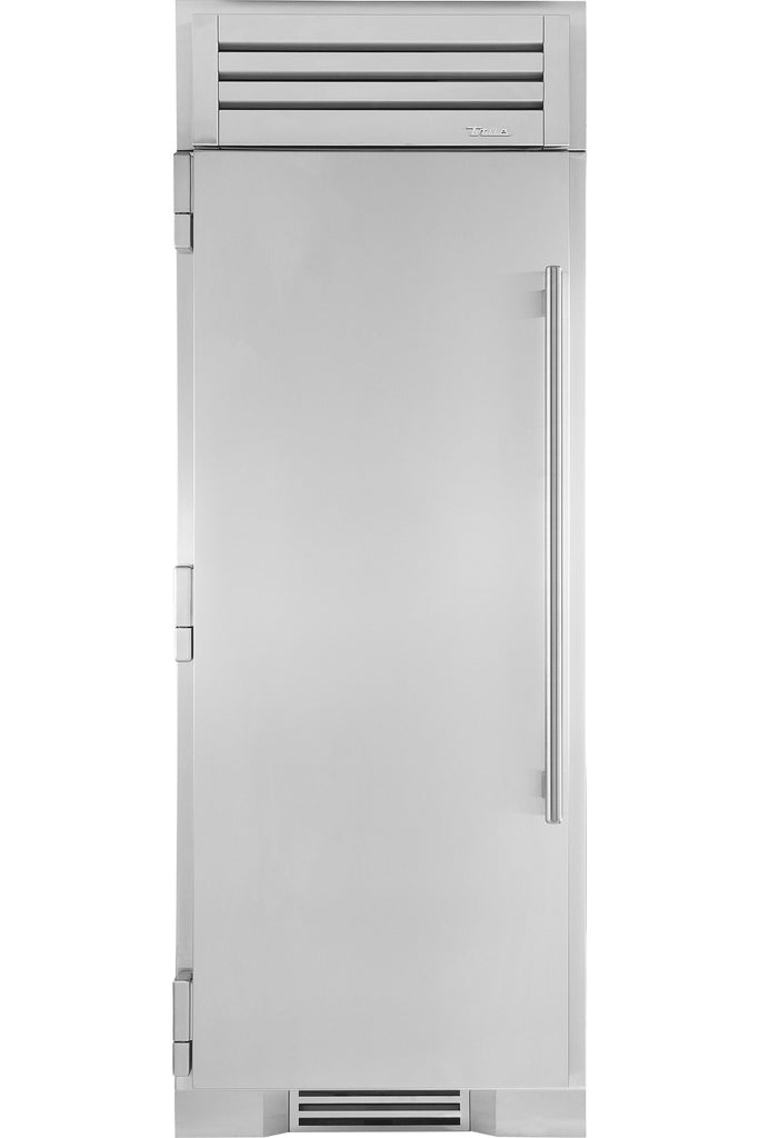 True-Residential TR-30FRZ-L-SS-A 30inch column - all freezer - stainless door - Hinged Left